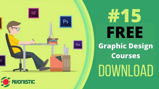 15 FREE Graphic Design Courses Download