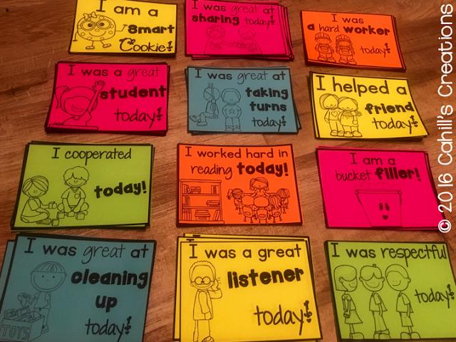 https://www.teacherspayteachers.com/Product/Positive-Notes-and-Labels-2743789