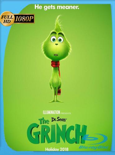 El Grinch (2018) HD [1080p] Latino Dual [GoogleDrive] TeslavoHD
