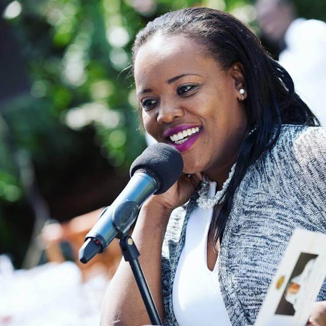 EX-NTV News anchor Winnie Mukami photo