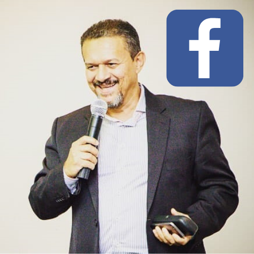 Me encontre no Facebook