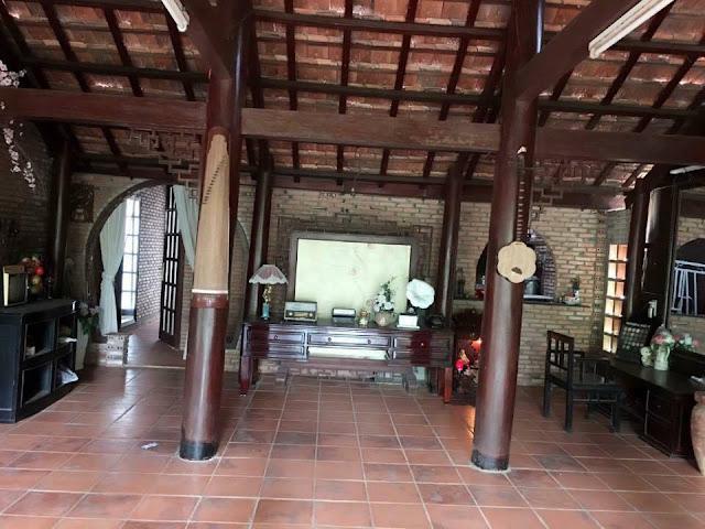 Bán nhà vườn sinh thái Suối Chồn, xã Bảo Vinh Long Khánh 03