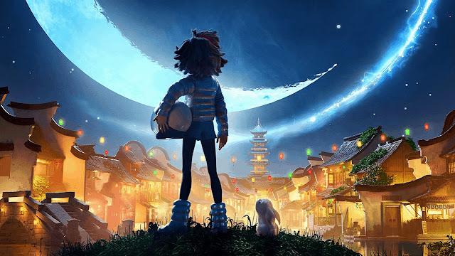 A Caminho da Lua: animação ambientada na China ganha novo trailer pela Netflix