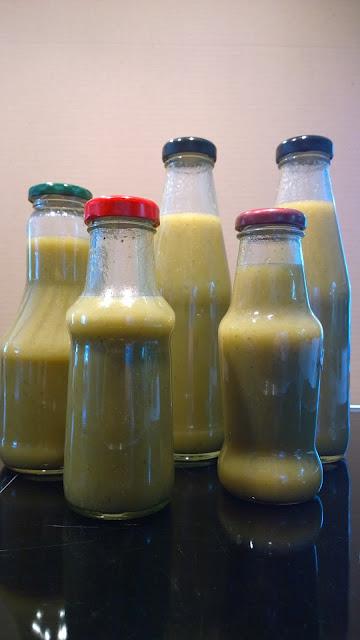 Hausdressing Salatdressing (c) by Joachim Wenk