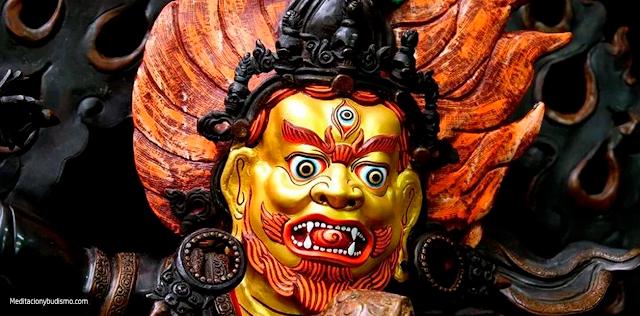 Mahakala y sus poderes protectores