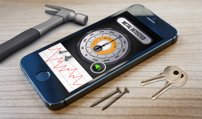 metal detecting apps