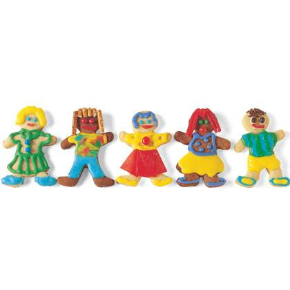 Cookie Kids Christmas Cookies
