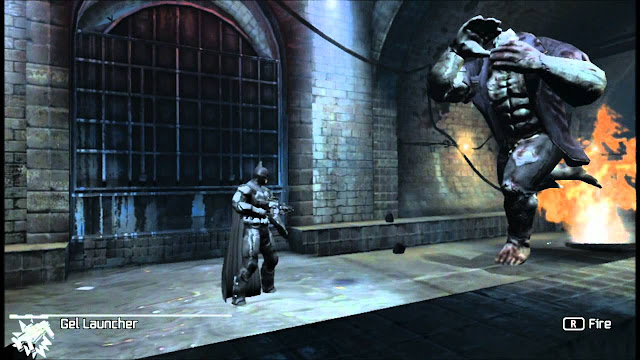 Batman: Arkham Origins Blackgate (Delux Edition) Screenshot-1