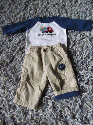 1fca5ab25 Construction Truck pajamas are so cute!! These were also on sale/clearance