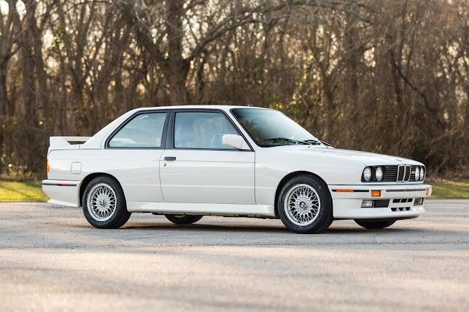 1991 BMW E30 M3