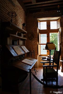 Le Sale settecentesche dove Leonardo studiava