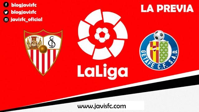 Previa Sevilla FC - Getafe CF