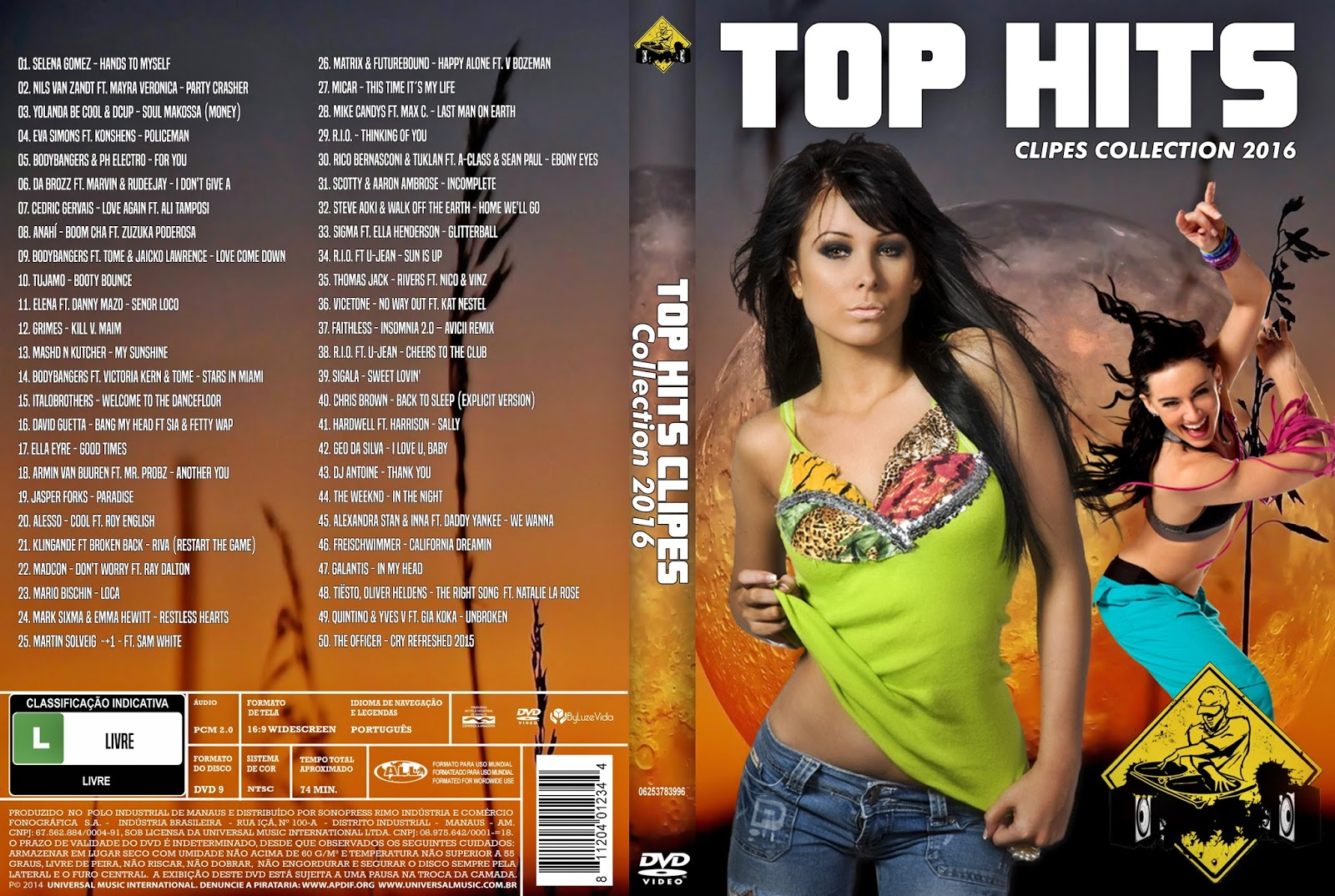 Top Hits Clipes Collection 2016 DVD-R Top 2BHits 2BClipes 2BCollection 2B2016 2BDVD R 2BXANDAODOWNLOAD