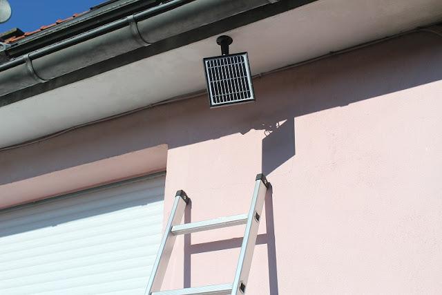 caméra wifi de surveillance