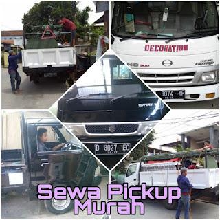 Jasa Sewa Mobil Pickup dan Engkel di Bandung