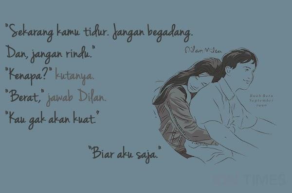 Romantis Dilan 2