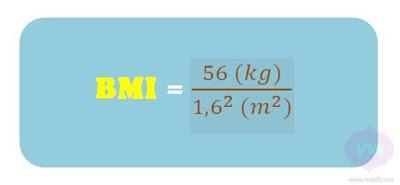 Cara Menghitung Berat Badan Ideal dengan Menggunakan Rumus BMI