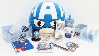 Captain America Seti Hediye
