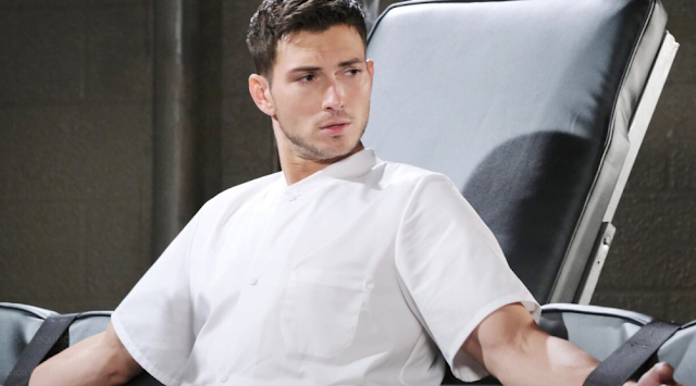 "Robert Scott Wilson (Ben) stars on ""Days of our Lives""  Photo: NBC"