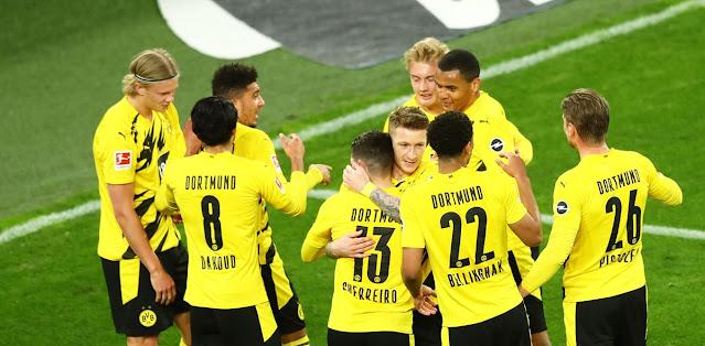 Borussia Dortmund vs Union Berlin – Highlights