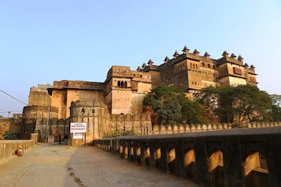 Orchha Town Included in Tentative List of UNESCO World Heritage Sites