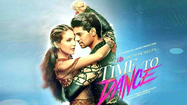 Time to Dance 2021 Full Movie Download Filmyzilla