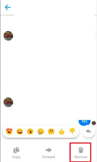 how to delete facebook chat at once