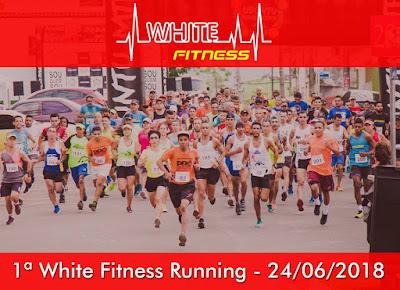 1ª White Fitness Running em Miracatu