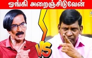 Manobala Interview | Singamuthu controversy, Nesamani Troll