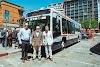 CUTCSA de Uruguay presentó sus primeros buses Euro 5
