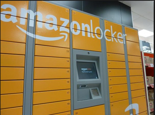 Amazon 'The Hub' Positioning Delivery Lockers In Some Apartment Complexes
