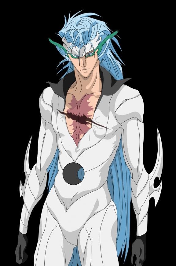 Anime Manga: Grimmjow Jaegerjaquez
