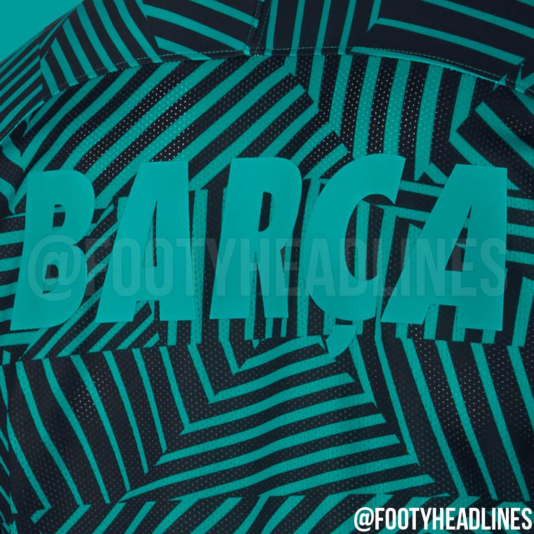 barcelona champions league trikot