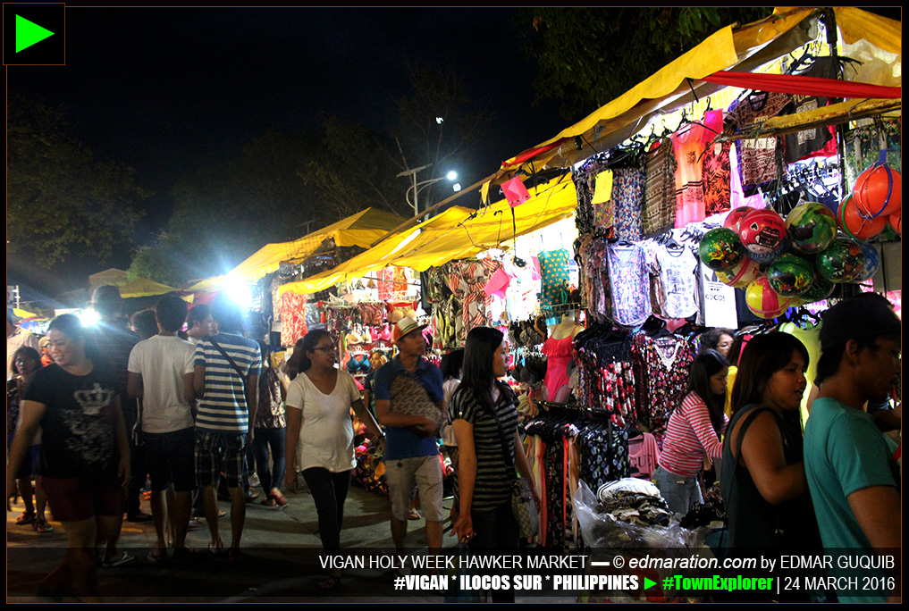 VIGAN BARGEYNAN, STREET SHOPPING
