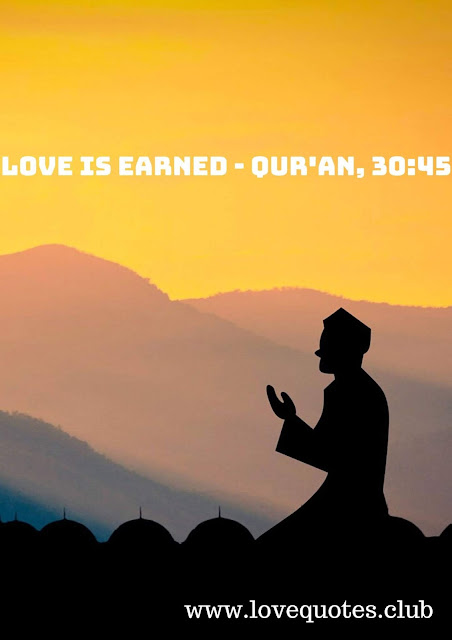 love quotes from quran
