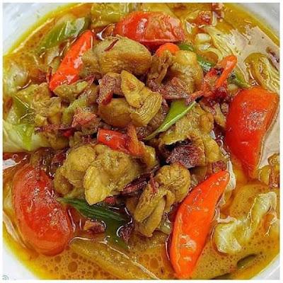 Resep Tongseng Ayam Pedas Mantap Resep Masakan Indonesia Karagamma