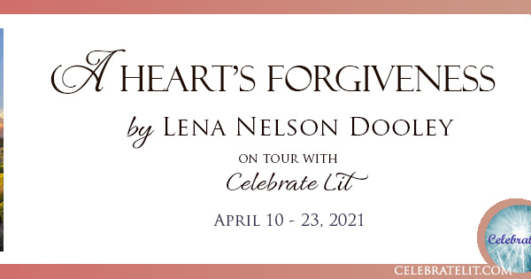 A Heart's Forgiveness Blog Tour: Book Review + Giveaway