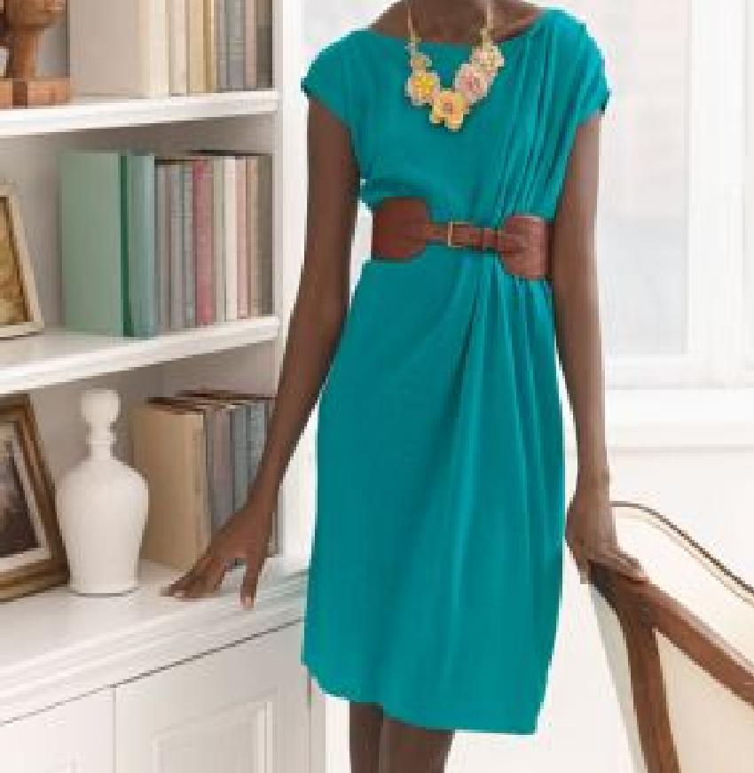 πως να φτιαξετε φορεμα σε μια ωρα