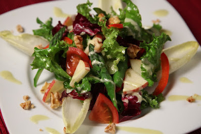 Printable Atkins Induction Food List: Salad Garnishes