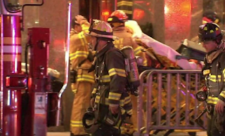 Officials Say 'Suspicious' Fire At Trump International Hotel and Tower in New York Was Caused By Faulty Machinery In A Room