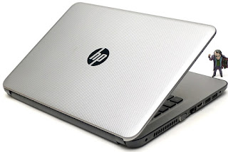 Laptop HP 14-ac001TU 14-inchi Second Malang