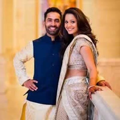 Dipika-Pallikal-Dinesh-Karthik-Engagement
