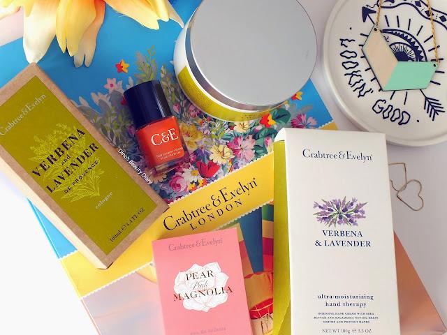 Crabtree & Evelyn 'Garden Celebration' Event Nottingham - Dino's Beauty Diary