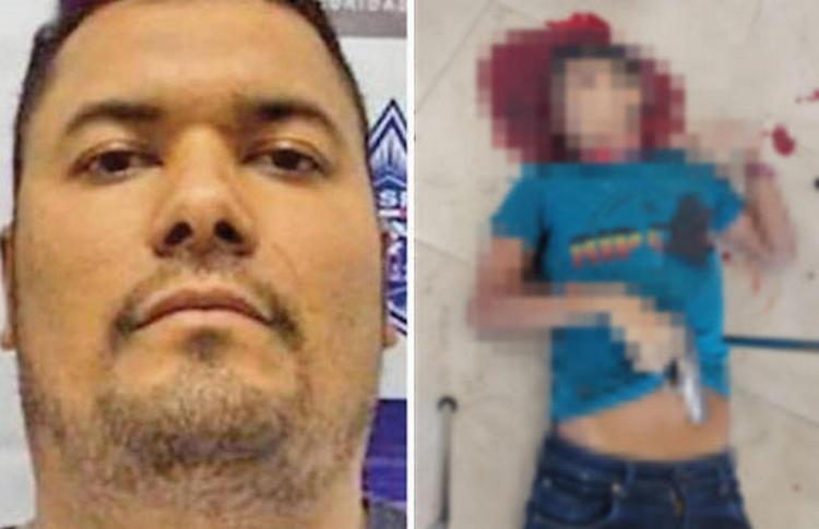 """Bryan el joven sicarios de 17 años que ejecuto a """"El 53"""", jefe de sicarios del CJNG, durante balacera en Plaza Galerías, Jalisco"""