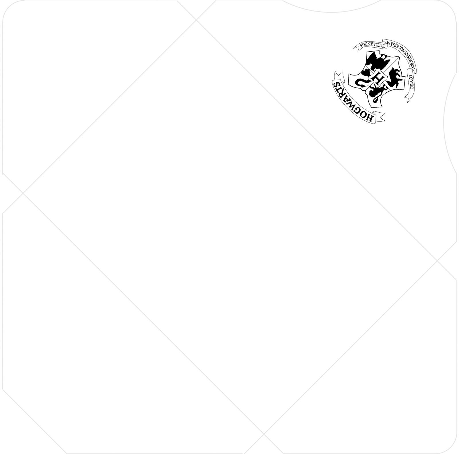 Hogwarts acceptance letter envelope template printable free download spiritdancerdesigns Choice Image