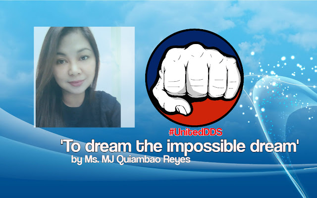 'To Dream the Impossible Dream'