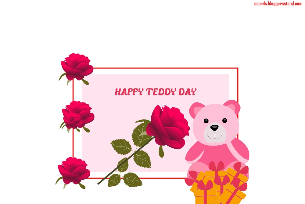 Happy Teddy bear Day 2021 images, facebook, whatsapp status pics