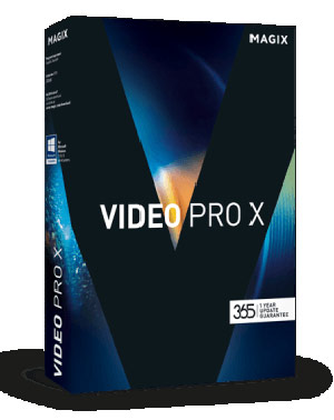 MAGIX Video Pro X8 15.0.3.154 64 Bit Crack Full Version