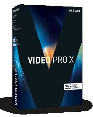 MAGIX Video Pro X8 15.0.3.154 64 Bit Crack Full Version