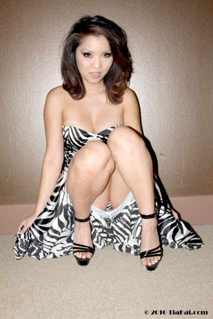 Tia Kai, Feet, Toes, Shoes, Asian Girl